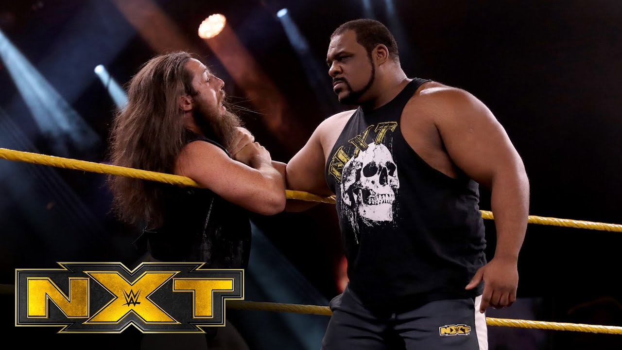 Keith Lee responds to Karrion Kross' ruthless actions: WWE NXT, July 29, 2020