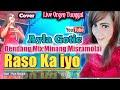 RASO KAIYO MISRAMOLAI - Dendang Minang Mix Cover Ayla Gotic - Cipt : Yan Umali