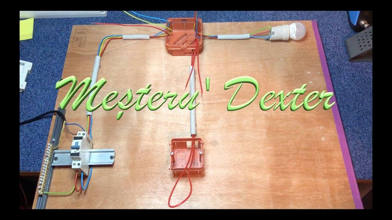 Download Circuit simplu pentru iluminat