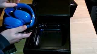 Monster Nokia purity (blau) unboxing [Deutsch/German]
