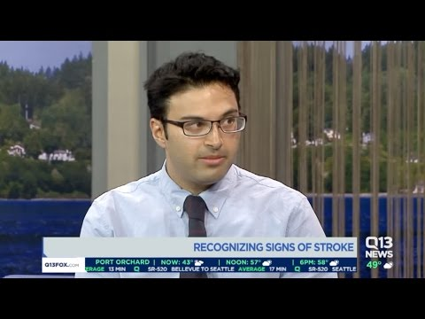 Recognizing the signs of stroke with Dr. Nirav Shah