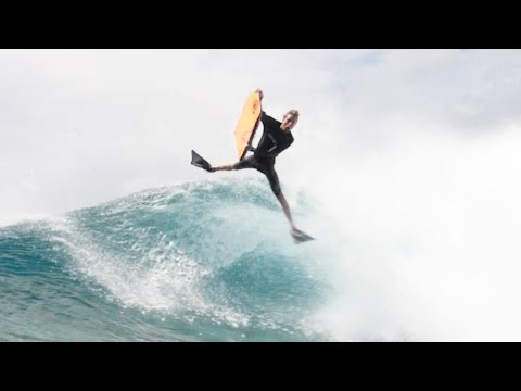 A month on the Island | Bodyboard Crew on Cook Island