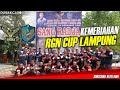 Kemeriahan Rgn Cup Lampung  Mp3 - Mp4 Download