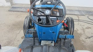 NEW HOLLAND 1720 3 CYL DIESEL TRACTOR 2WD