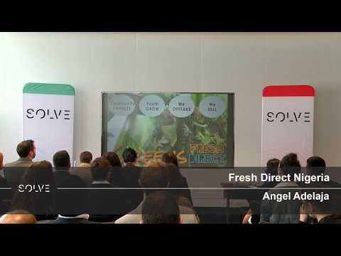 Pitching Their Stories: Fresh Direct Nigeria