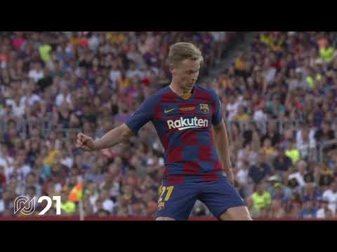 Debut Camp Nou