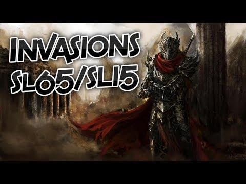 Dark Souls 3 Invasions - SL65 & SL15 Edition
