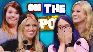 On The Spot: Ep. 31 - Six Pepperoni Slices | Rooster Teeth