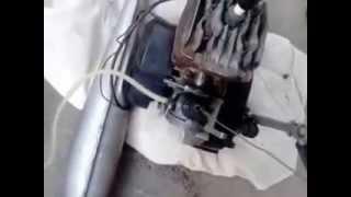 démarrage moteur 50cc ( quad )