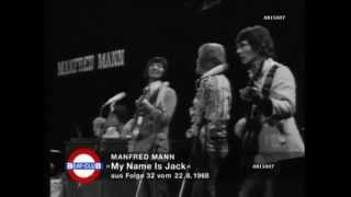 Manfred Mann - My Name Is Jack (1968) HD 0815007