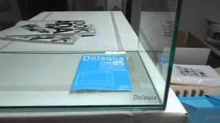 ADA Nature Aquarium » Do!Aqua Cube Glass Mini - Открытый аквариум
