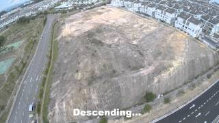 Video Ehang Ghost Drone sudden power lost and Crashed download MP3, 3GP, MP4, WEBM, AVI, FLV November 2017