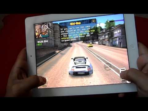 BEST GRAPHICS GAMES ON IPAD 4 RETINA DISPLAY REVIEW 4