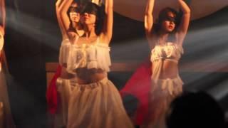 【Secret Gardeniii】 全編に三宅純の音楽を使用し、ダンサー、アイドル...