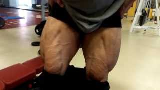 Petr Března legs 3 weeks out