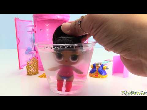 opening-lol-dolls-hair-goals,-surprise-eggs,-shimmer-and-shine-toy-surprises
