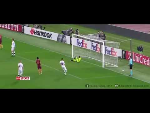 Roma vs Viktoria Plzen 4 - 1 All Goals Europa League 24/11/2016 thumbnail