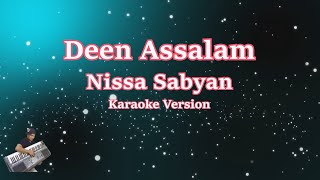 Download Lagu Karaoke Deen Assalam- Sabyan (Karaoke Tanpa Vocal) Mp3