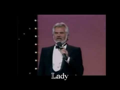 Lady (Lionel Richie) - Kenny Rogers (Voice Guide)
