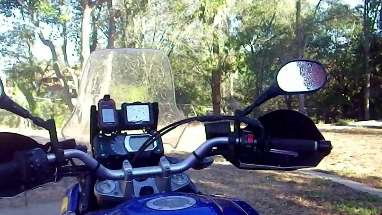 How To Waterproof a Garmin Nuvi, for Motorcycles