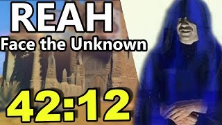 """[WR] REAH Face the Unknown: Speedrun - in """"42:12"""" (no trigger skipping)"""