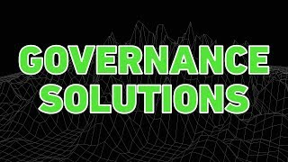 EOS Governance Solutions and Proposals