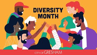 Diversity Month with Dr.  James Mason
