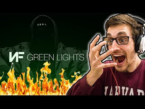 🚦I WASNT PREPARED FOR THIS!! NF  Green Lights REACTION🔥