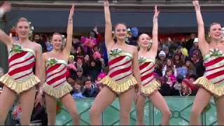 The Rockettes perform at 2017 Macy's Thanksgiving Parade