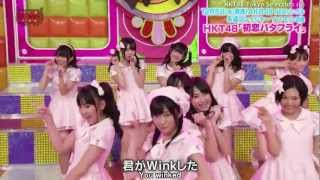 2012.11.29 ON AIR (Tokyo) Full HD (1920*1080p), 59.94fps HKT48 firs...