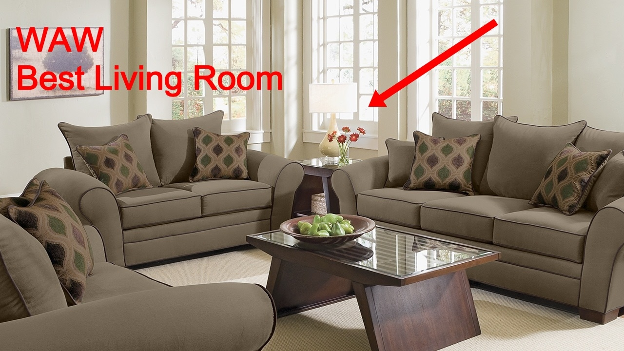 amazing!! living room furniture collections best - youtube