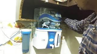 alkaline cartridge installation in reverse Osmosis water purifiers