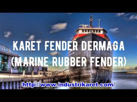 Karet Fender Dermaga   Marine Rubber Fender