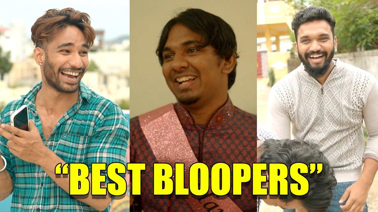 Best Bloopers Of Warangal Diaries | Nabeel Afridi Vlogs