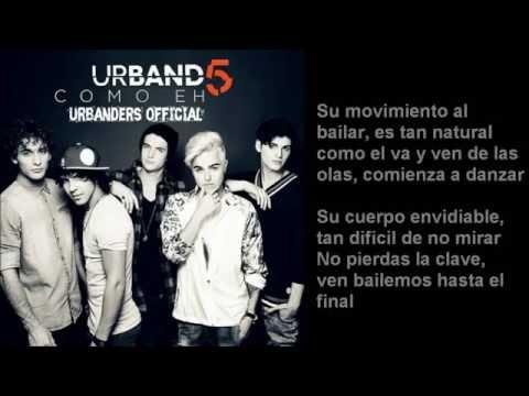 Urband 5 - Como Eh (Letra)