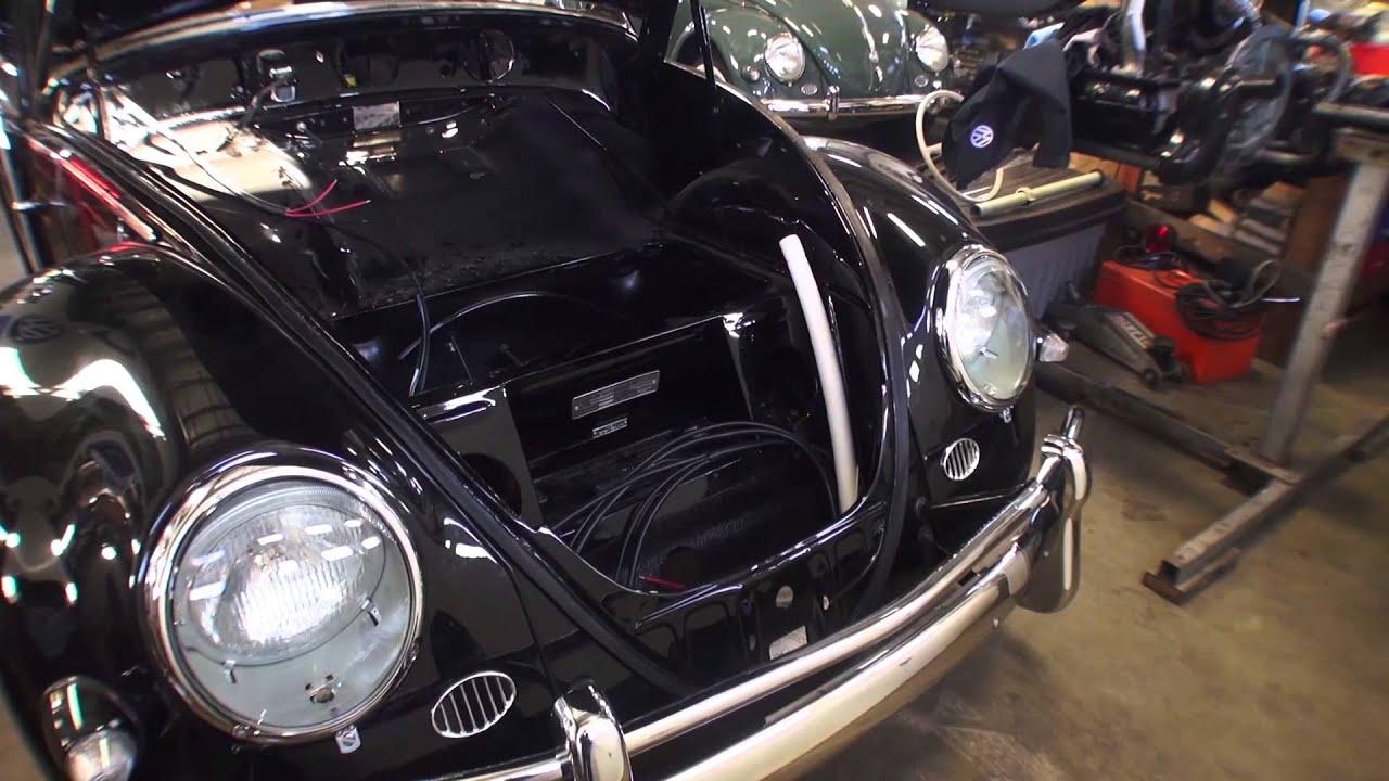 Classic Vw Bugs 39 55 Beetle Ragtop Road Trip Garage Barn