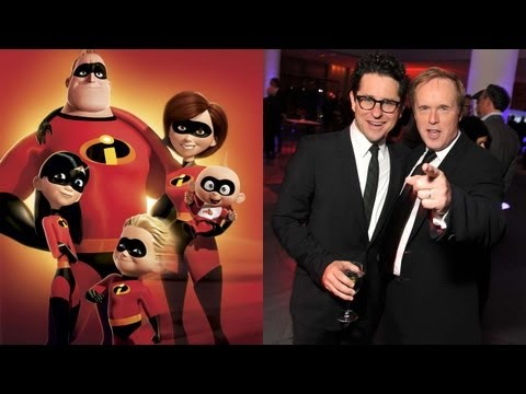 Director Brad Bird Talks 'The Incredibles 2' & 'Star Wars Episode VII'