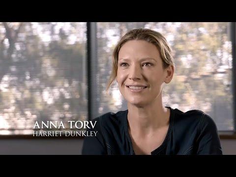 ANNA TORV Secret City Interview