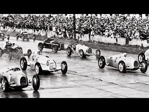 Magical Moments. The time of the Silver Arrows - Mercedes-Benz original