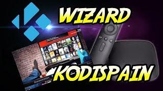Tunea tu TV Box para ver todo en 4 sencillos pasos.  Wizard KODISPAIN.  Cómo instalarlo