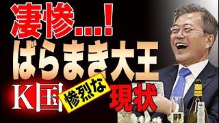 【韓国ニュース】韓国経済崩壊文大統領「貧乏人が3年間月に10万ウォンを積み立てできたら4倍にしまっせ」という凄まじいばらまき政策を開始【VTuber】