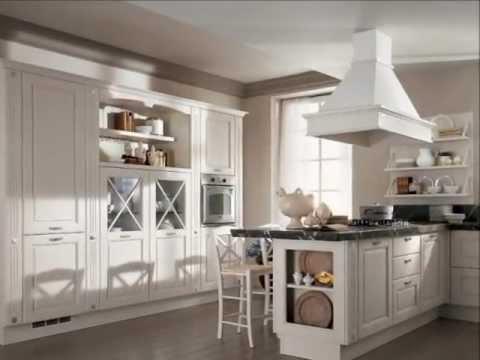 Cucina Agnese in stile classico di Lube - YouTube