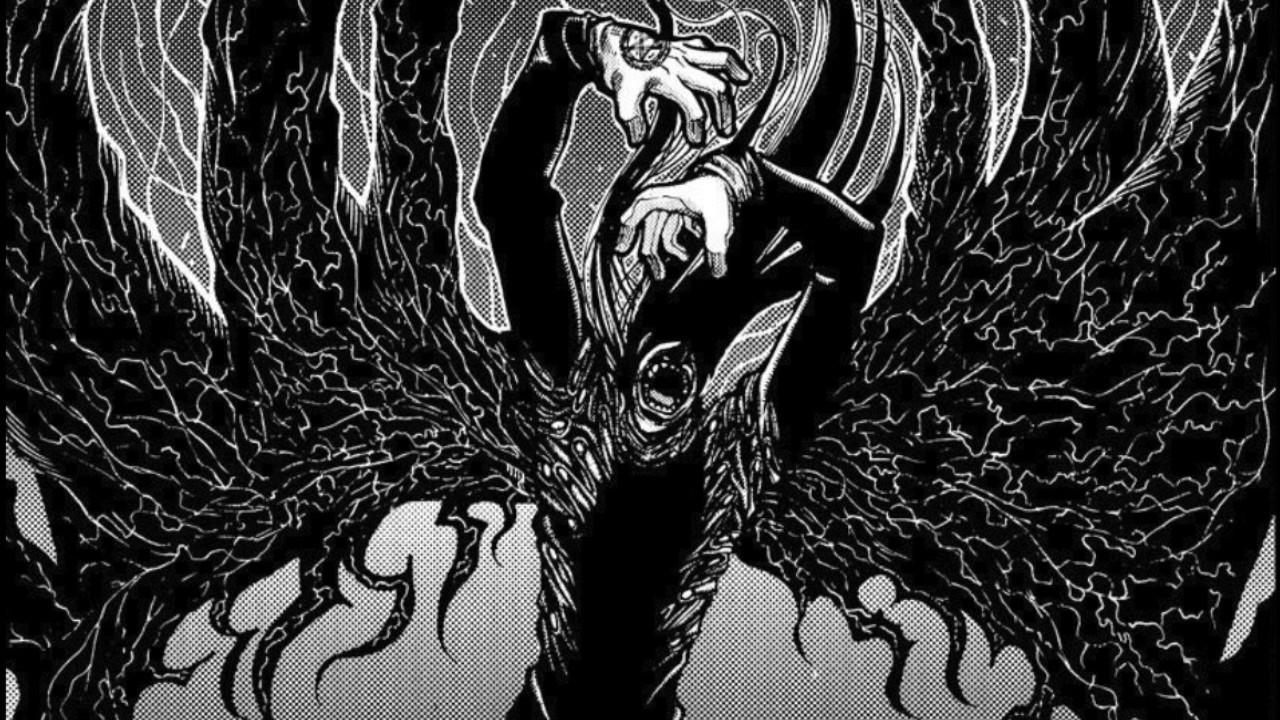 Rip Van Winkle Hellsing Manga