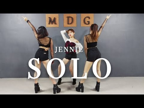 JENNIE - 'SOLO' Dance Cover by [MDG]
