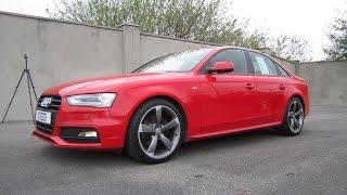 Audi A4 2012 Videos