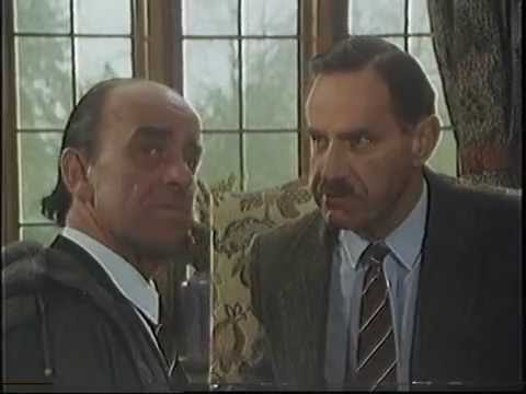 Fairly Secret Army episode 2 -Geoffrey Palmer - comedy channel 4 - 1984