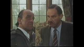 Fairly Secret Army episode 2 -Geoffrey Palmer - comedy channel 4 - 1984