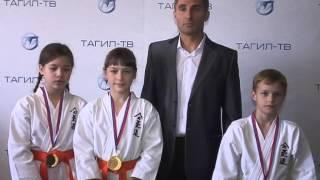Айкидо на Тагил-ТВ. Новость о фестивале в Тюмени от 18.06.2014