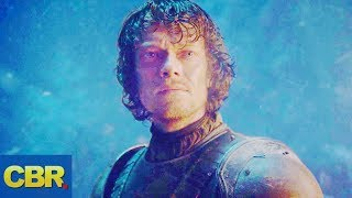 What Nobody Realized About Theon Greyjoy In Game Of Thrones