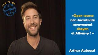 Time to Be #35 - Arthur Auboeuf, co-fondateur de Time for the Planet